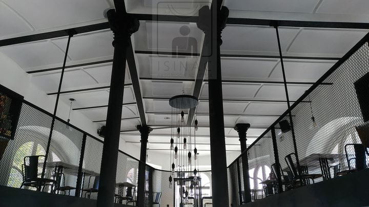 isinac-absorcion-acustica-portugal-hotel-1908-infame-restaurante