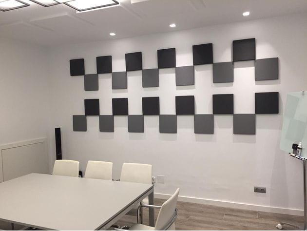 Cuadrado mosaico